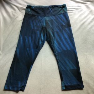 Pants - workout leggings capris